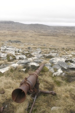 Argentine 105mm, Mount Longdon