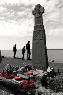 The Welsh Guards' memorial