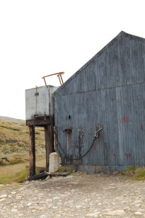 A Port Howard fuel pump?
