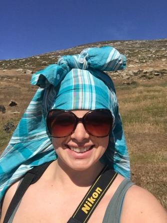 Sun protection gear