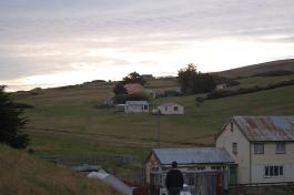 Port San Carlos settlement