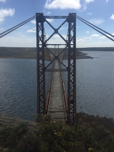 The Bodie Creek Bridge