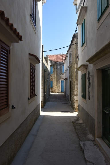 Susak - a World without cars