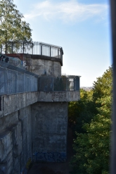 One of 3 Nazi flak towers, we did the underground tour - excellent!